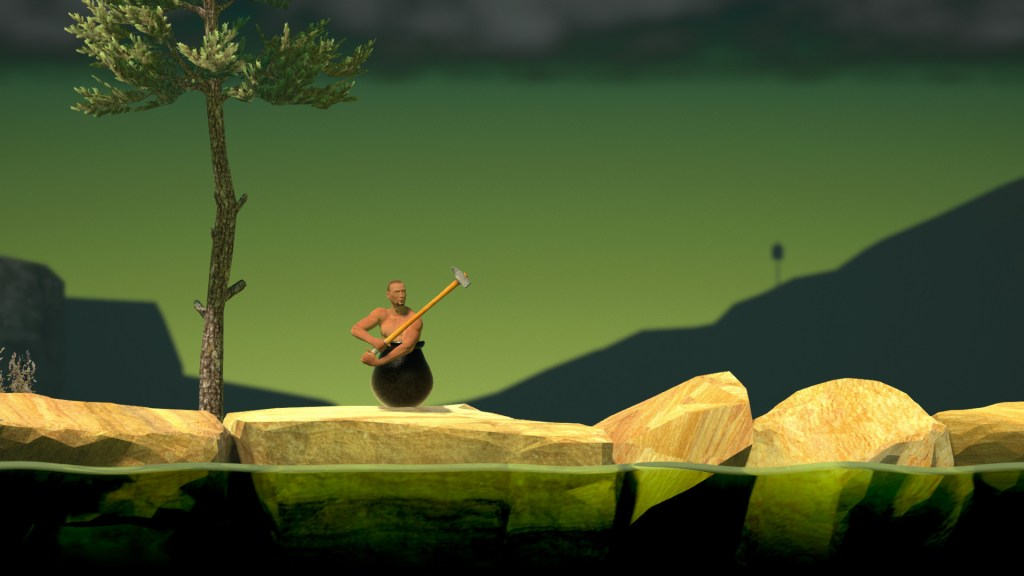 Getting Over It Android