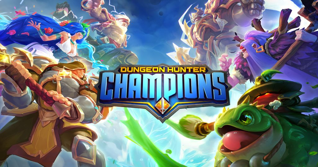 Dungeon Hunter Champions Android