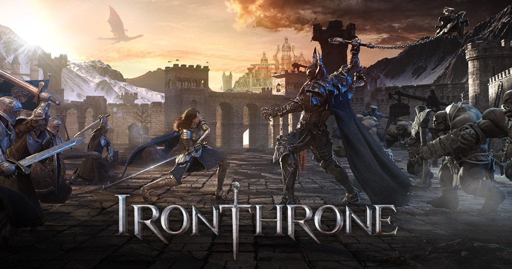 Iron Throne Android