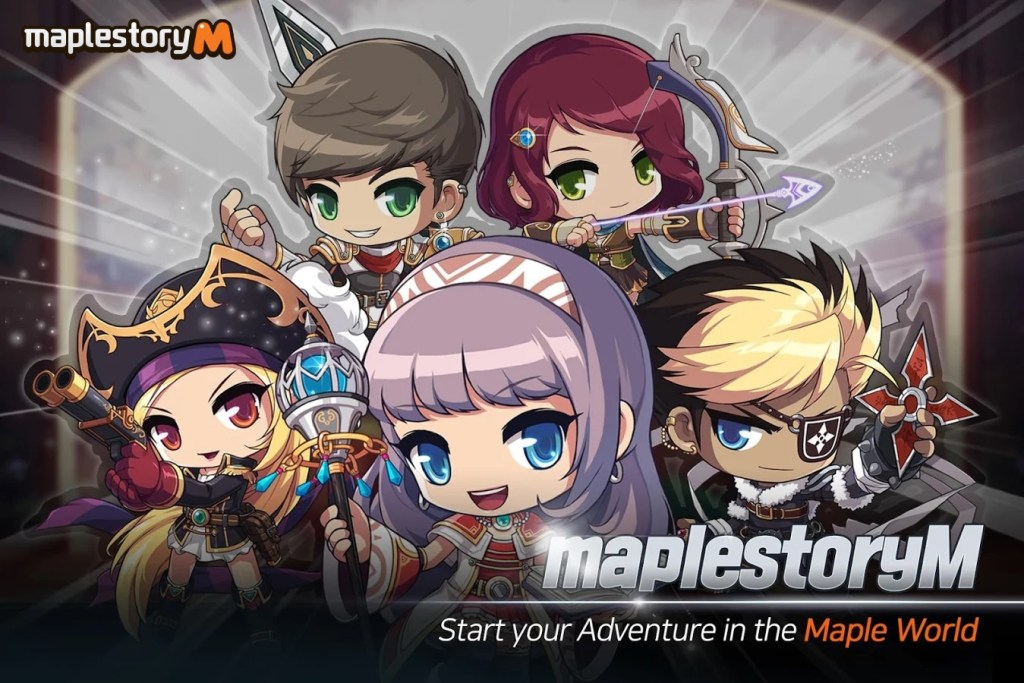 Maple Story M Android