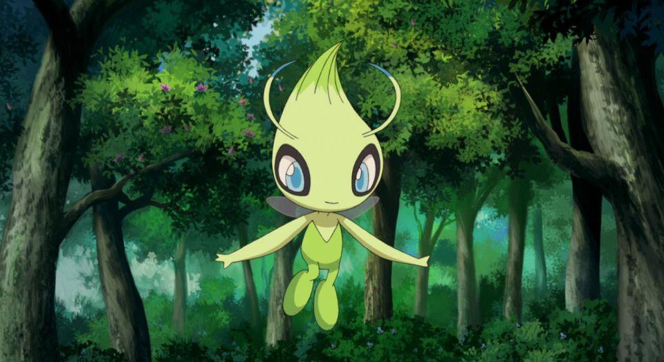 Celebi Pokémon GO Android