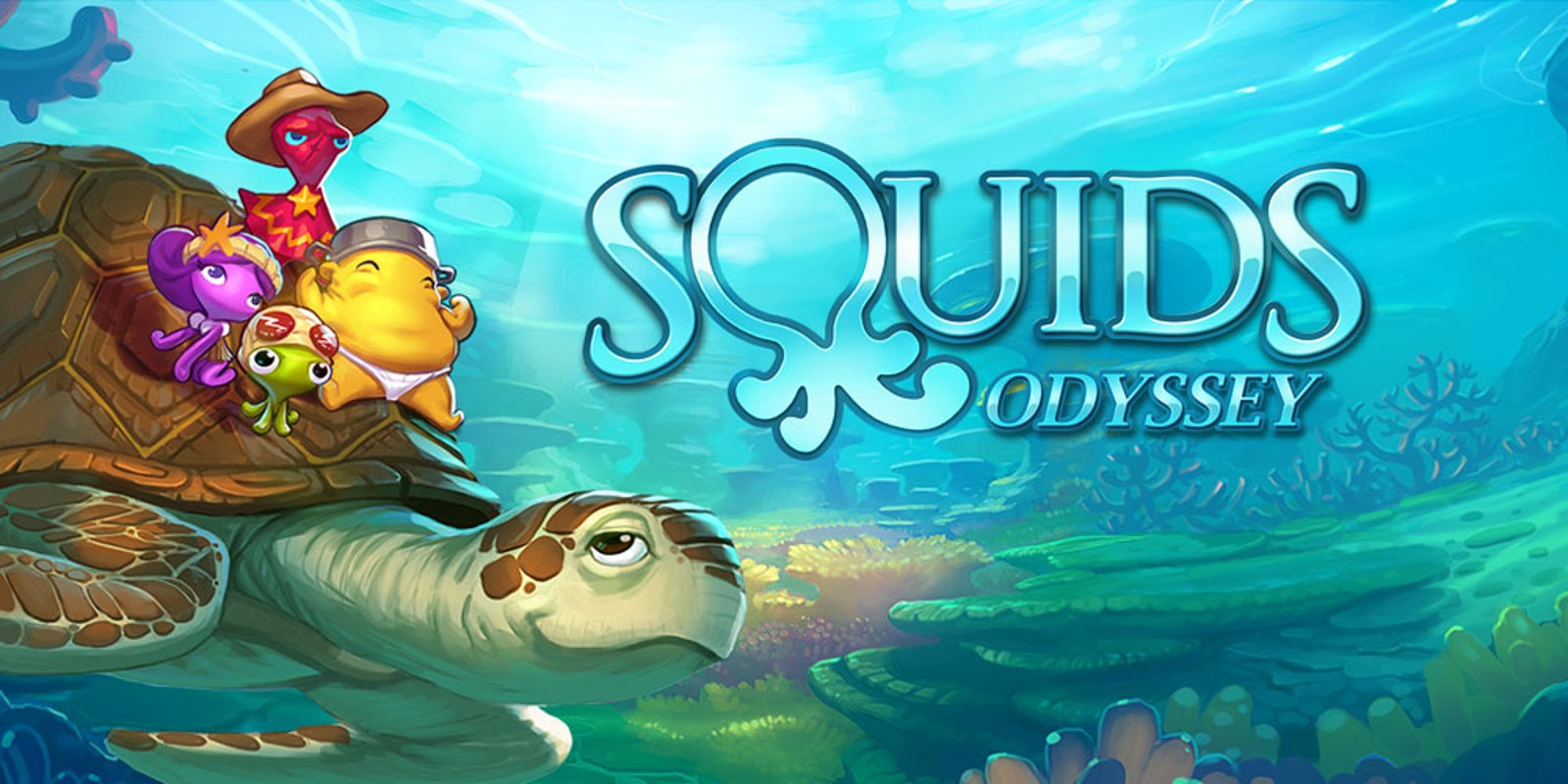 squids android