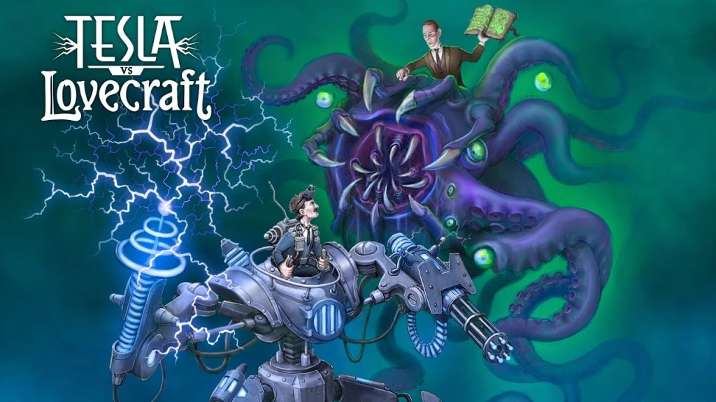 Tesla vs Lovecraft Android