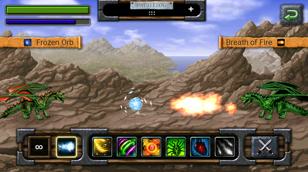 Dragon Overseer Android
