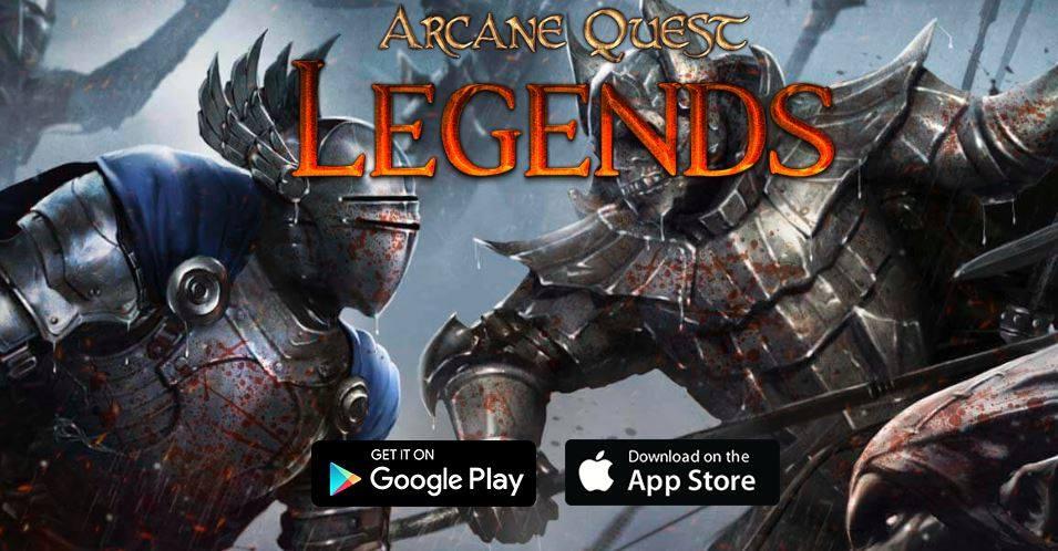Arcane Quest Legends Android