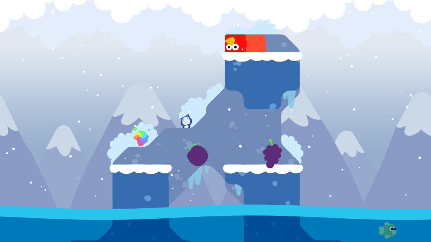 Snakebird Primer Android