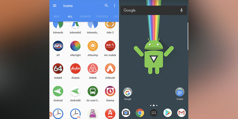iconpack android image 2
