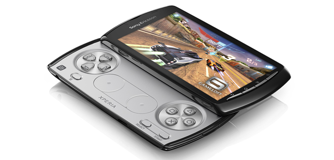 Sony launches the Xperia Play in Europe and Asia