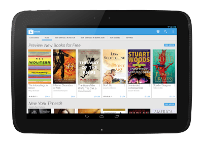 Google announces 'a fresh look for Google Play', rollout to start today