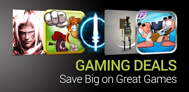 Google's gaming deals has Rayman Jungle Run on sale for $0.99 and more