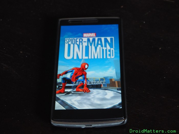 Spiderman-Unlimited