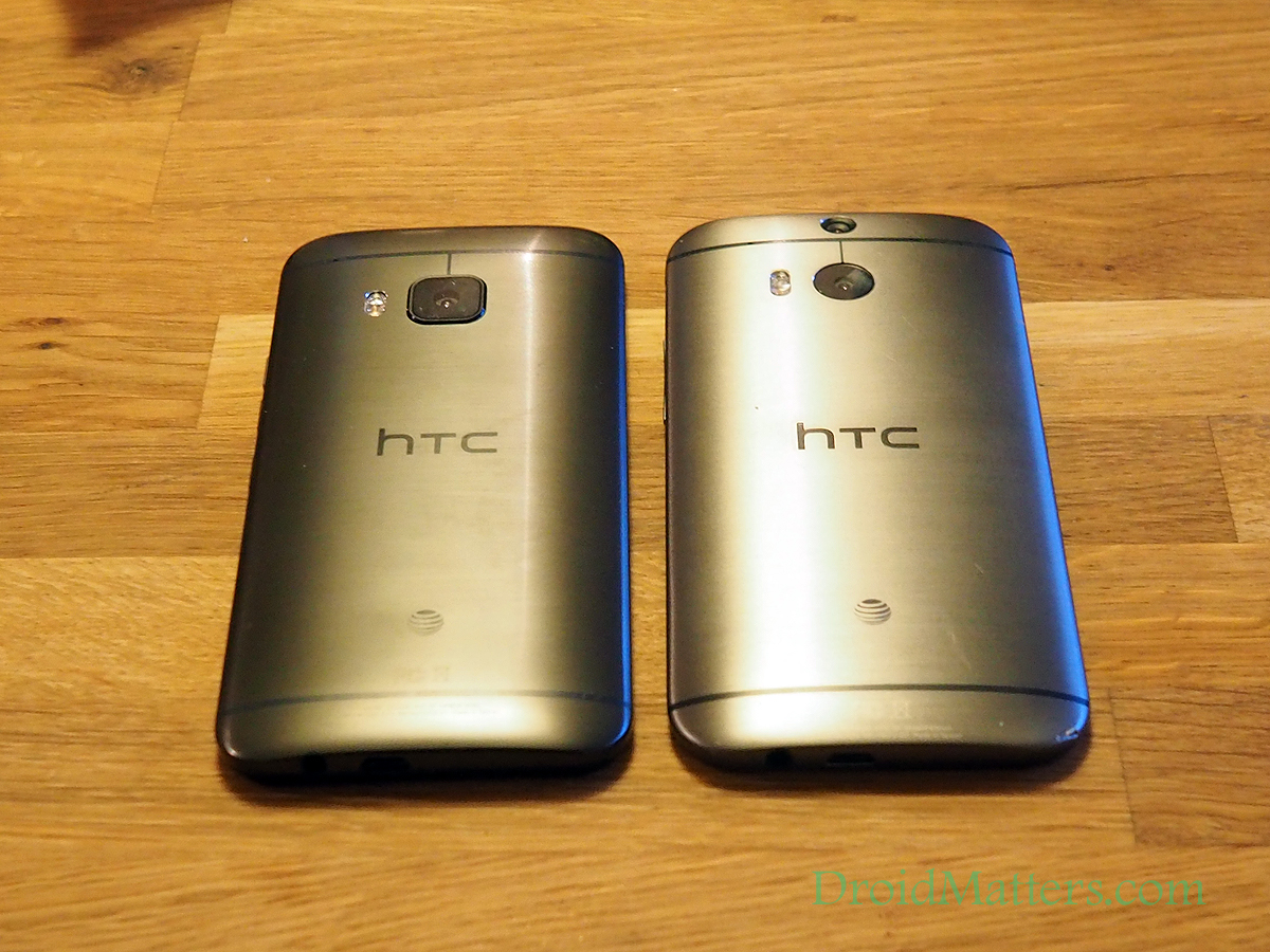 [Review] HTC One M9 (AT&T)