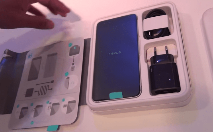 This is one of the first Nexus 6P unboxing videos yet