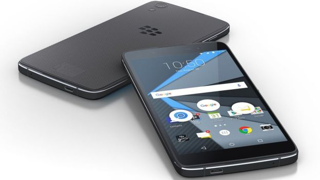 "[Press Release] Blackberry unveils the DTEK50, a promising ""secure"" budget phone shipping August 8"