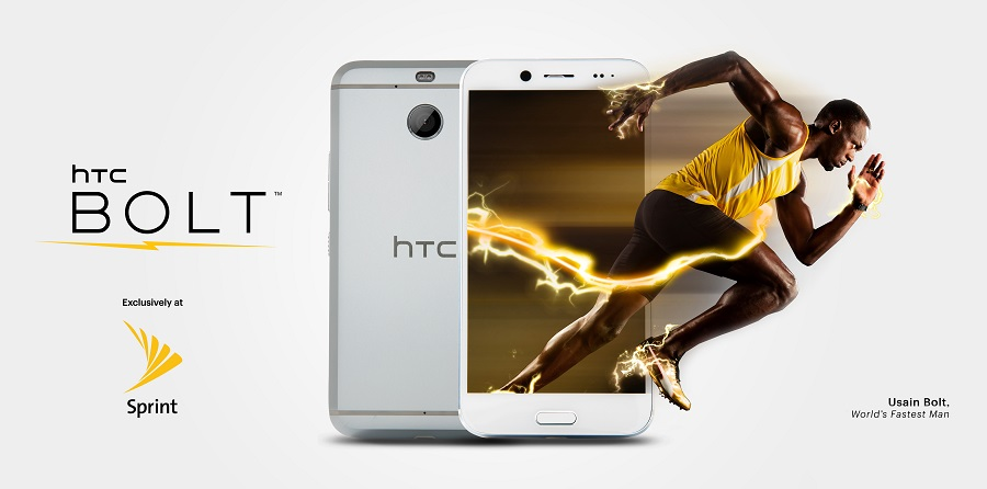 [Press Release] HTC launches the HTC Bolt for Sprint, packs 5.5-inch display, USB-C and no audio jack