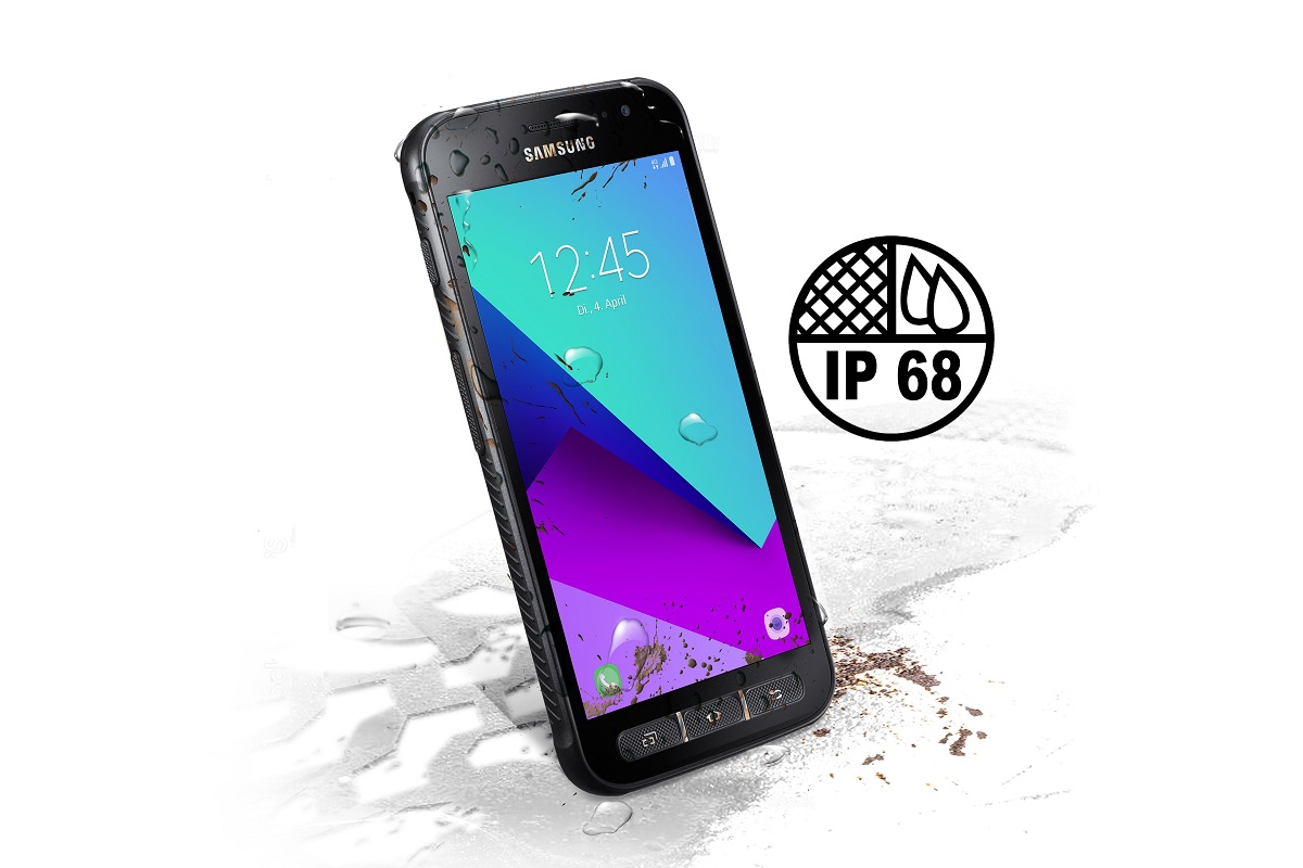 [Press Release] Samsung unveils the Galaxy Xcover 4, a very tough phone