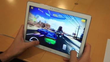 Galaxy Tab Pro 12.2. @Droidopinions