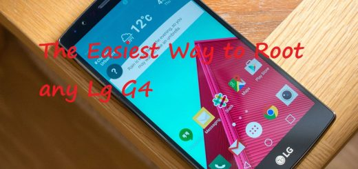 The Easiest Way to Root any LG G4