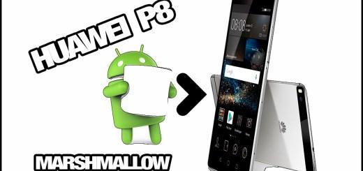 Update Huawei P8 B317 Marshmallow