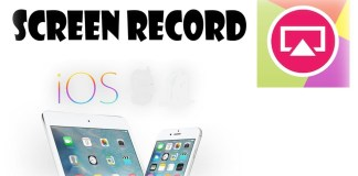 air shou iOS recorder