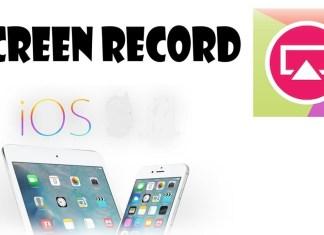 air shou iOS recorder