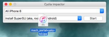Match_Portal+Yalu Jailbreak