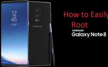 root galaxy note 8 N950F, N950FD