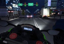 traffic rider mod apk hack