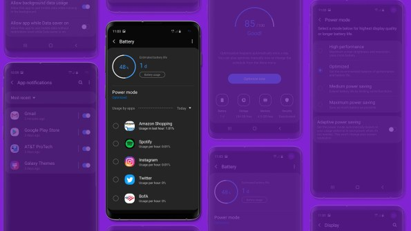 best battery saving android launcher