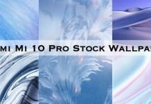 xiaomi mi 10 pro stock wallpapers download