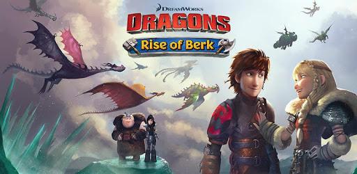 dragons rise of berk 1.46.26 mod apk