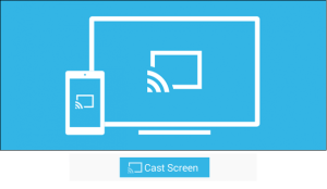 Screen Cast