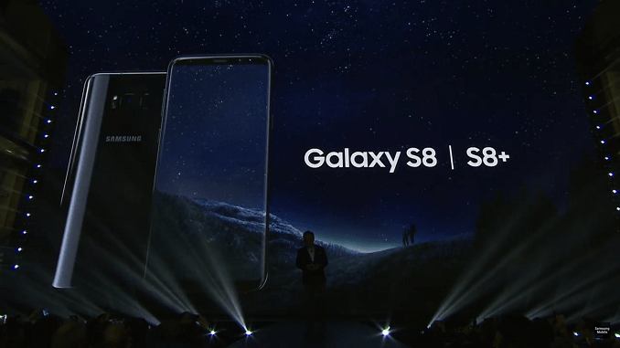 Samsung Galaxy S8: Here are the full spec lists for each model