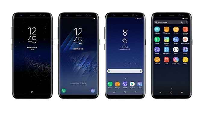 Samsung Galaxy S8: Here are all the new features