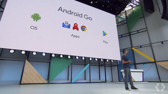 Google announces 'Android Go' for the next billion users