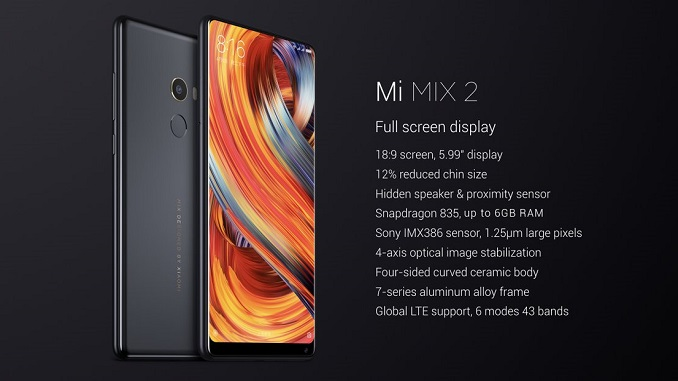5faf00e2a48 ... Xiaomi as it hopes to penetrate into the European market by introducing  a wave of smartphones in the unfamiliar territory beginning with the Mi Mix  2.