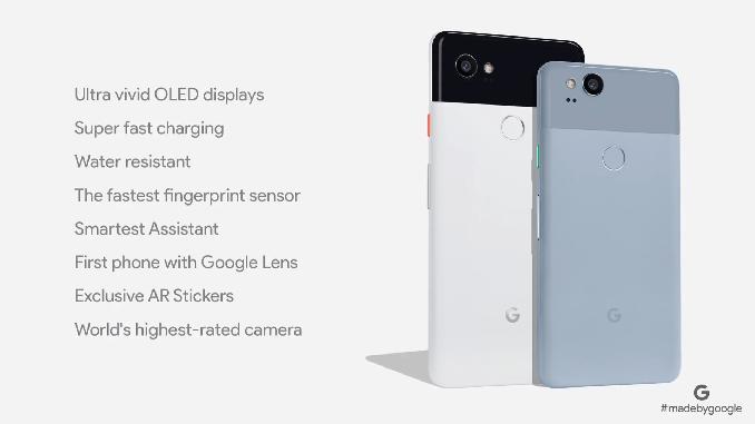 Google Pixel 2 Here S The Full Spec List For Each Model