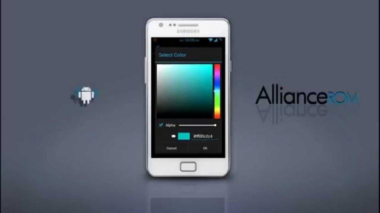 Installieren Sie Stock Android 4.1.2 JB-basiertes Allianz-ROM - Samsung Galaxy S2 I9100 - Droid Views