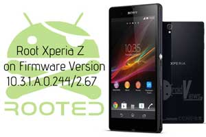 Root Xperia Z.