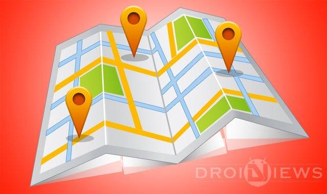 Google Maps für die Offline-Nutzung