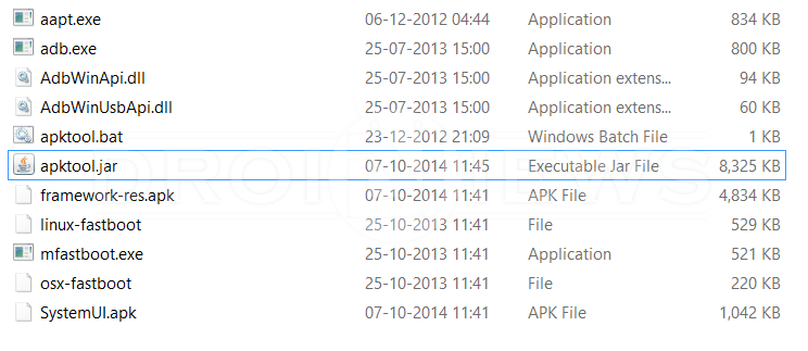 files-for-apktool