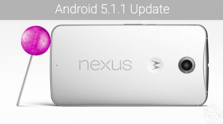 Aktualisieren Sie Nexus 6 Lollipop