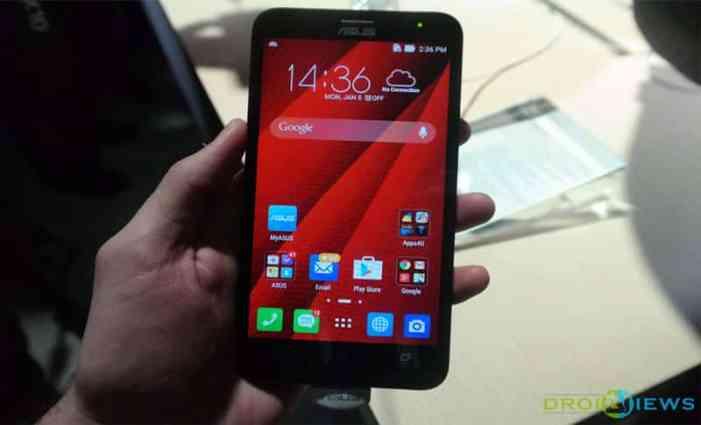 Entsperren Sie den ASUS Zenfone 2 Bootloader