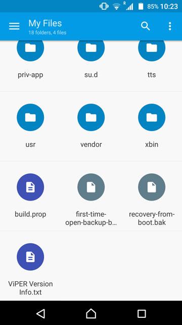 aplikasi android explorer yang solid
