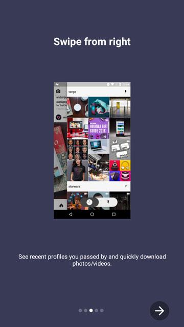Inst Downloader help screen