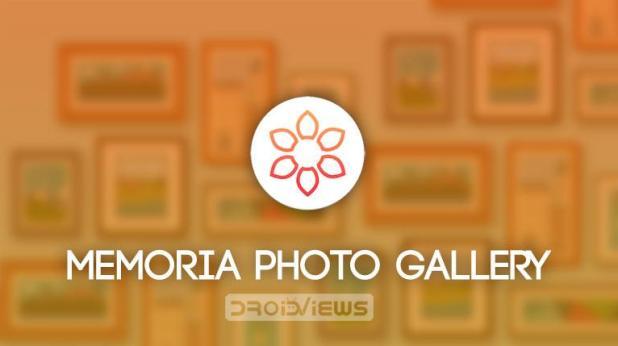 Memoria Photo Gallery review