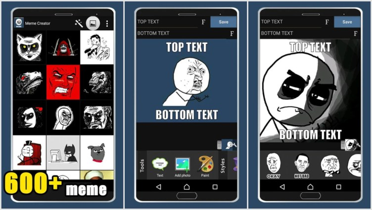 Top 5 Meme Apps for Android to Add Fun into Your Life ...