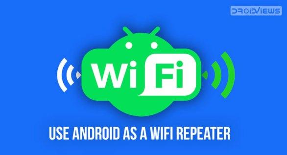 wifi wifi repeater