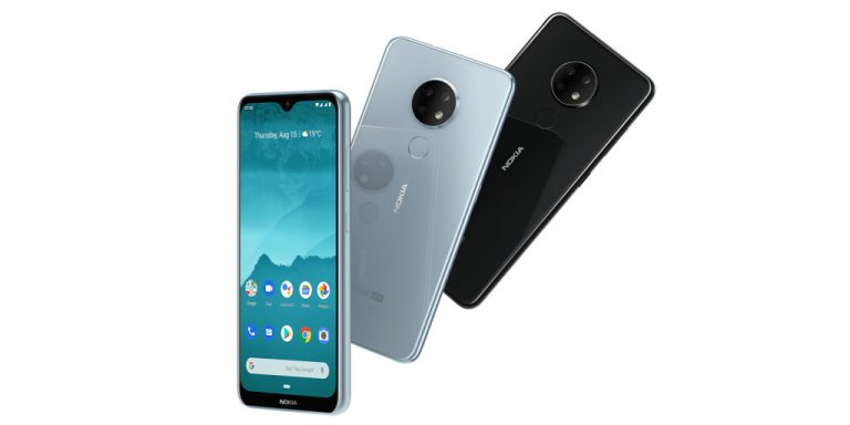 Nokia 6.2 is a good Android smartphone