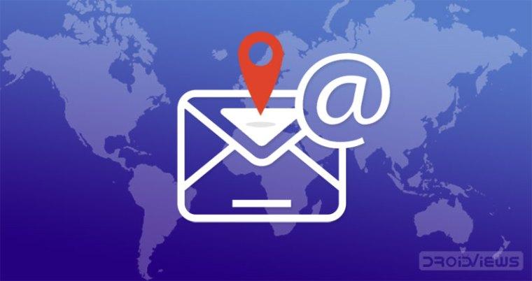 E-Mail-Adresse verfolgen